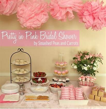Shower Bridal Pink Pretty Theme Tutorials Birthday