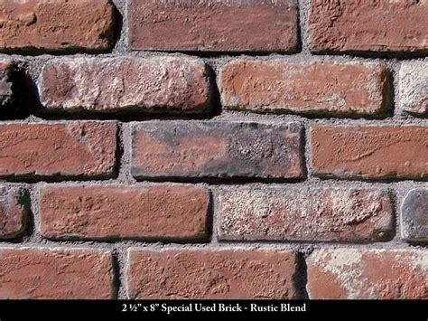 thin brick tile rustic brick veneer home design