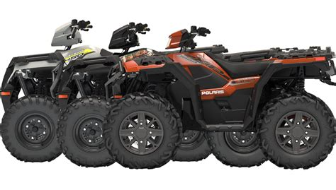 polaris sportsman limited edition models released