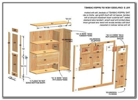 build your own kitchen cabinets free plans build your own kitchen cabinets free plans woodworking 9775
