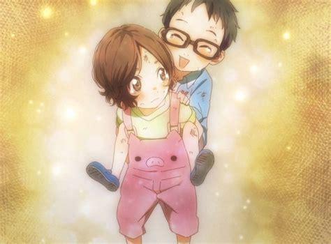 Tsubaki Sawabe X Kousei Arima  Shigatsu Wa Kimi No Uso