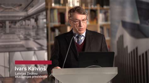 Aizritējuši pirmie Jāņa Stradiņa akadēmiskie lasījumi