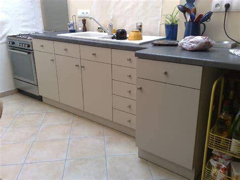 peinture meubles de cuisine peinture sur stratifie cuisine daiit com