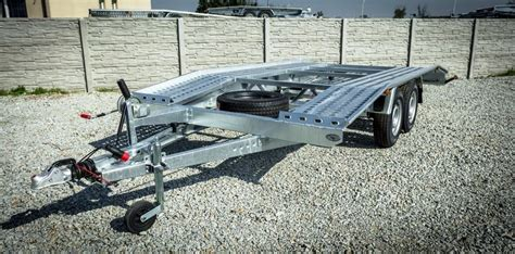 Adam Type Car Trailer With The Dimensions Of 4m| Offer