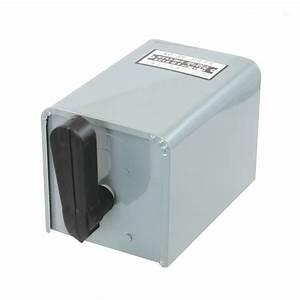 380vac 60amp Reversing Drum Switch Forward Stop Reverse