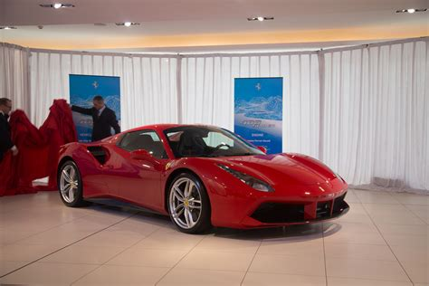 488 Spider Photo by 2016 488 Spider Revealed In Australia Photos 1