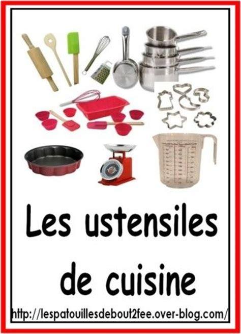 ustensiles de cuisine liste 112 best vocabulaire images on vocabulary montessori and language