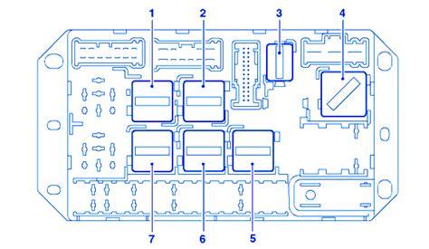 Range Rover Hse Engine Fuse Box Block Circuit Breaker