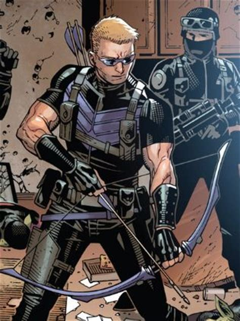 Best Hawkeye Mockingbird Images Pinterest