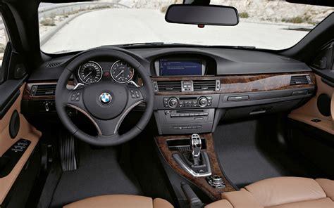 bmw  series coupe  convertible interior photo