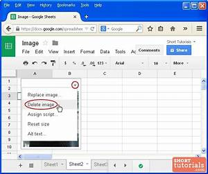 how to delete images in google docs spreadsheet With 1 google docs spreadsheet
