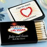 personalized metallic foil playing cards wedding favor