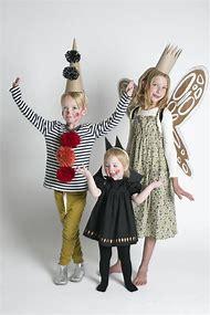 Simple Kids Halloween Costume