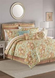 Waverly, U00ae, Spring, Bling, 4, Piece, Comforter, Set