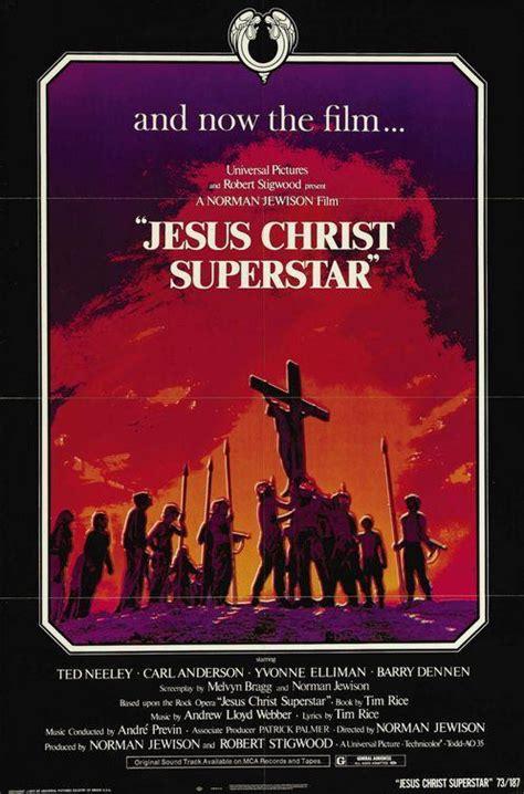 Jesus Superstar Resumen by Jesucristo Superstar 1973 Filmaffinity