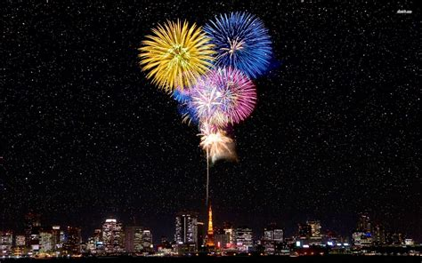 fireworks  tokyo wallpaper world wallpapers