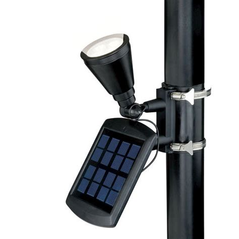 patriot lighting 174 solar metal flag light at menards 174