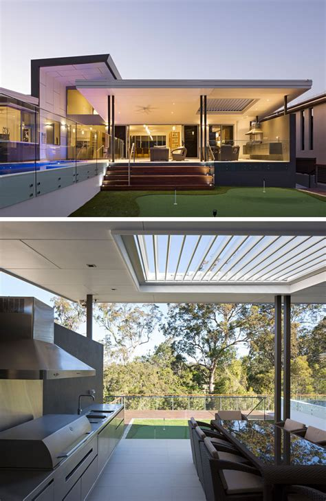 amenagement cuisine d ete 23 awesome australian homes to inspire your dreams of