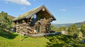 Chalet En Bois Prix : agr able prix maison en rondin de bois 4 chalet en ~ Premium-room.com Idées de Décoration