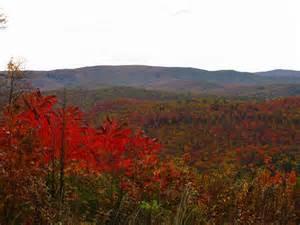 Mountain West Virginia Autumn