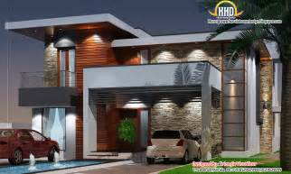 courtyard house plan modern house elevation 2831 sq ft a taste in heaven