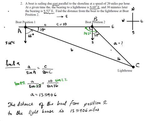 of sines cosines worksheet worksheets for all
