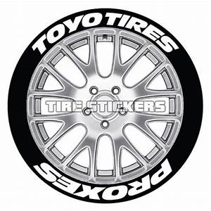 toyo tires proxes full kit tire lettering With toyo tire lettering kit