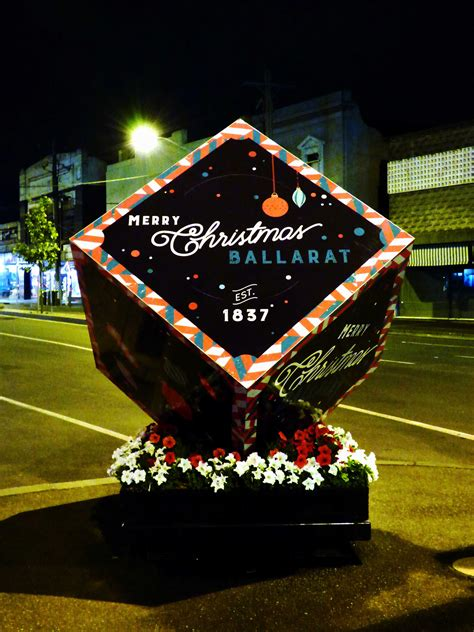 ballarat city christmas lights 2016 live stream clip