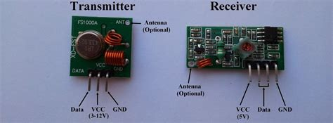 Mhz Remote Control System Based Pic Microcontroller