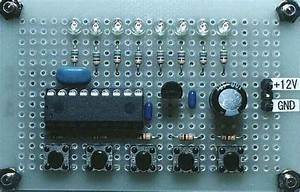 Electronic Components Chart Led Flasher Circuit Pic