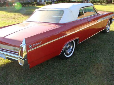1963 Buick Wildcat Convertible for sale