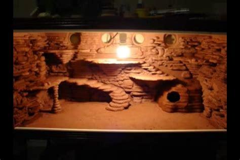 lighting for bearded dragon vivarium diy vivarium custom lighting bearded dragon project