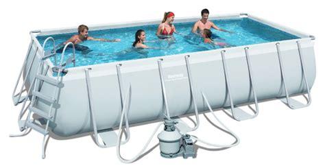 poolset mit sandfilteranlage bestway frame pool set 488 x 244 mit sandfilter 56671