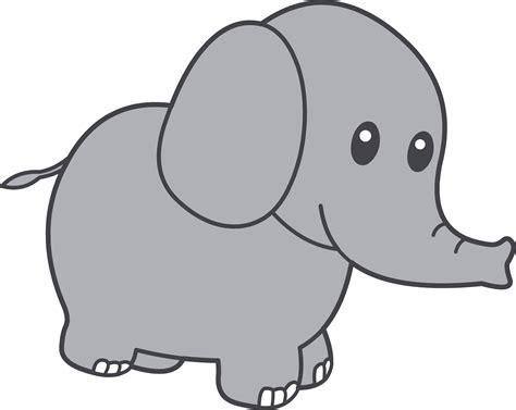 elephant clipart black and white elephant clip black and white free clipart 6 clipartix