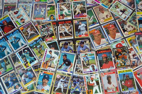 be be collection is my baseball card collection worth anything chicago tribune