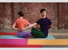 """Workout """"Yoga für Paare"""" Belebend und herzöffnend"""