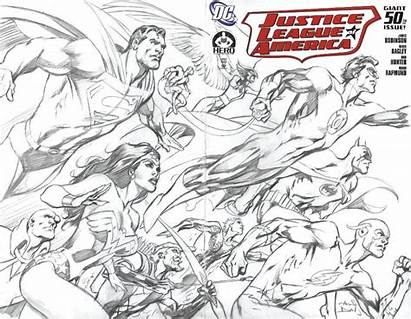 Alan Davis Justice League Jla Dc Comics