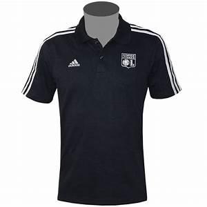 Polo Shirt Schwarz : adidas olympique lyon herren poloshirt schwarz polo shirt ebay ~ Yasmunasinghe.com Haus und Dekorationen