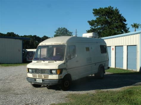 The mercedes vario camper for sale in the uk offers plenty of room and comfort for the entire family. 1985 Mercedes-Benz T1 Sprinter RV Wohnmobil Van Camper for ...