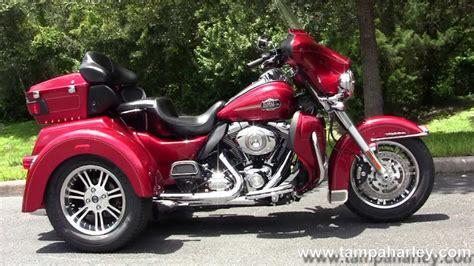 New 2013 Harley Davidson Flhtcutg Tri Glide