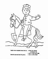 Nursery Coloring Goose Rhymes Mother Quiz Sheets Bluebonkers Pony Had Cat sketch template