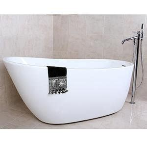 50 Inch Freestanding Bathtubs by Kingston Brass Vtrs592928 59 Inch Contemporary