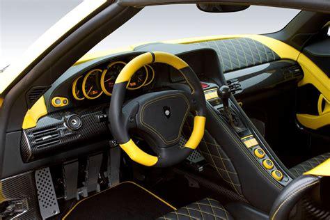 Porsche Carrera Gt Interior 2013