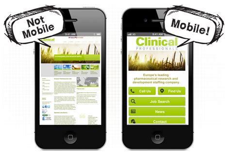 Mobile Website by 50 Reasons To Plan Out Your Mobile Website