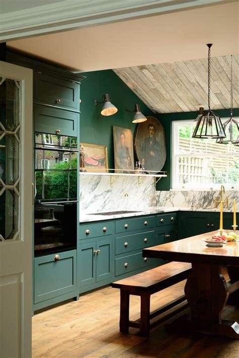 green kitchen design 51 green kitchen designs decoholic 1404
