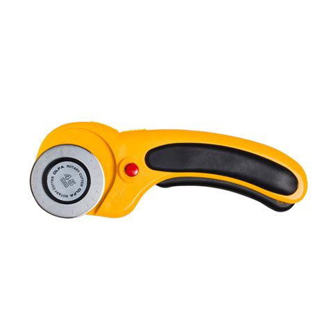 Amazon.com: Olfa 45mm Deluxe Handle Rotary Cutter: Home ...