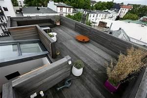 Terrasse Gestalten Modern : dachterrassen gestaltung 30qm modern terrasse other metro von die balkongestalter ~ Watch28wear.com Haus und Dekorationen