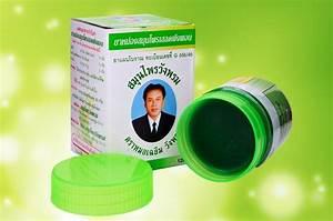 Мазь от остеохондроза из тайланда