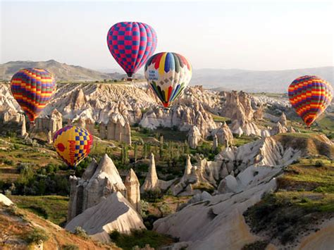Cappadocia Was Home To Early Christians Ferrells Travel