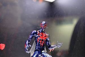 The gallery for --> Spider Man 2099 Unmasked
